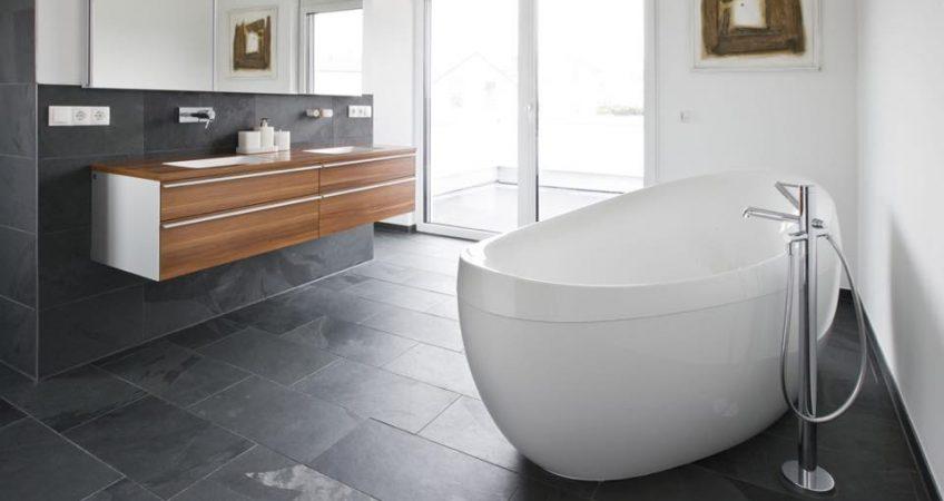 projekt badsanierung larcher ferian ofenbau und fliesen. Black Bedroom Furniture Sets. Home Design Ideas